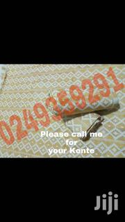 White And Gold Quality, New Kente | Clothing for sale in Greater Accra, Achimota