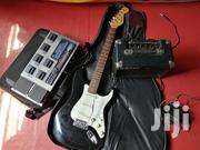 C Gaint Electric Guitar DIGITECH RP2000 Effect Board And Mini Combo | Musical Instruments for sale in Greater Accra, Tesano