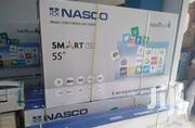 Nasco Smart Digital Satellite LED TV 55 Inches | TV & DVD Equipment for sale in Greater Accra, Achimota