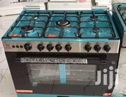 Nasco 5 Gas Burner/Gril Auto Ignition | Kitchen Appliances for sale in Greater Accra, Kokomlemle