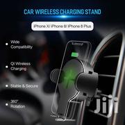 Car Wireless Charging Stand For iPhones | Clothing Accessories for sale in Greater Accra, Adenta Municipal