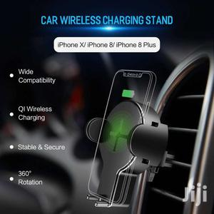 Car Wireless Charging Stand For iPhones
