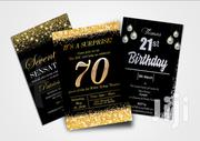 Invitation Cards | Computer & IT Services for sale in Greater Accra, Achimota
