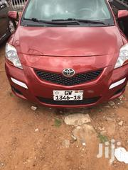 Toyota Yaris 2008 1.5 Sedan Red | Cars for sale in Greater Accra, Adenta Municipal