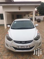 Hyundai Elantra 2012 GLS Automatic White | Cars for sale in Greater Accra, Adenta Municipal