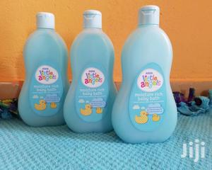 Baby Diapers, Lotion, Shampoo