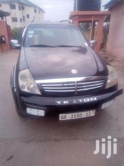 SsangYong Rexton 2006 270 XDi Automatic Black | Cars for sale in Greater Accra, Adenta Municipal
