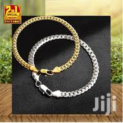 Fashion Silver & Gold-plated Accessories Chain Bracelet 2 In 1 Set | Jewelry for sale in Greater Accra, Ga West Municipal