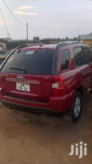 Kia Sportage 2009 2.0 LX 4WD Red | Cars for sale in Greater Accra, Ga South Municipal