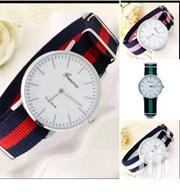 Geneva Nylon Strap Watch | Watches for sale in Greater Accra, Darkuman