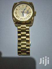Fossil Men's Gold Watch | Watches for sale in Greater Accra, Dansoman