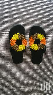 Beaded Kids Slippers | Children's Shoes for sale in Greater Accra, Accra Metropolitan