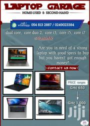 LAPTOP GARAGE (Affordable Home Used & Second-hand Laptops) | Laptops & Computers for sale in Northern Region, Tamale Municipal