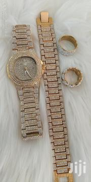 Parteck Watch, Bracelet With Ring. | Jewelry for sale in Greater Accra, Accra Metropolitan