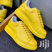 Quality Adidas Alexander Mcqueen Yellow | Shoes for sale in Greater Accra, East Legon
