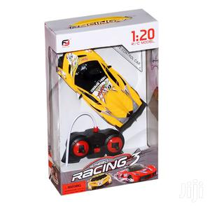 Speed Racing Toy Car With 4 Function Light