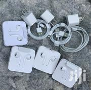 Apple Earpiece And Charger | Accessories for Mobile Phones & Tablets for sale in Greater Accra, Odorkor