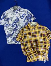 Quality Short Sleeve Button Shirts | Clothing for sale in Greater Accra, Accra Metropolitan