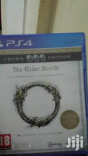 Elder Scrolls Ps4 | Video Games for sale in Greater Accra, Adenta Municipal