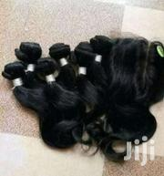 Peruvian Body Wave With Closure | Hair Beauty for sale in Greater Accra, Achimota