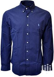 Polo Ralph Lauren Men's Long Sleeve Shirt | Clothing for sale in Greater Accra, Teshie-Nungua Estates