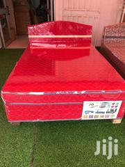 Nice Quality Bed Frame With An Inbuilt Mattress | Furniture for sale in Greater Accra, Accra Metropolitan
