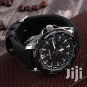 2019 NAVIFORCE 9056 Faux Leather Luminous Date Watch | Watches for sale in Greater Accra, Abelemkpe