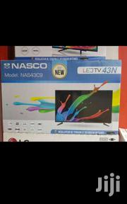 "NASCO 43"" LED DIGITAL SATELLITE TV HD 
