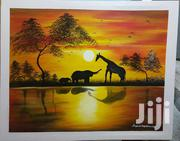 Beautiful Framed Wall Painting | Arts & Crafts for sale in Greater Accra, Accra Metropolitan