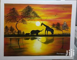 Beautiful Framed Wall Painting
