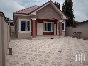 Newly Built Three Bedroom House For Sale At Spintex Baatsona Estate