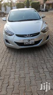 Hyundai Elantra 2012 GLS Automatic Gray | Cars for sale in Greater Accra, Ga West Municipal