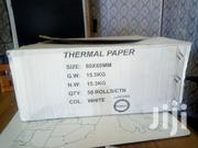 80mm×80mm Thermal Paper Roll | Computer Accessories  for sale in Greater Accra, Asylum Down