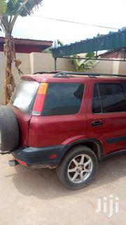 Honda CR-V 2000 2.0 Beige | Cars for sale in Greater Accra, Nii Boi Town