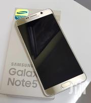 New Samsung Galaxy Note 5 32 GB Gold | Mobile Phones for sale in Greater Accra, East Legon (Okponglo)