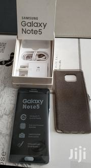 New Samsung Galaxy Note 5 32 GB Black | Mobile Phones for sale in Greater Accra, Tesano