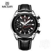 MEGIR MN2065 Men Calendar Chronograph Quartz Watch | Watches for sale in Greater Accra, Achimota
