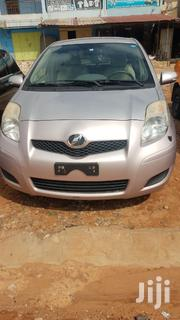 Toyota Vitz 2010 Silver   Cars for sale in Greater Accra, Kwashieman