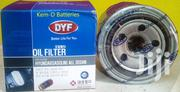 DYF Engine Oil Filters For Korean Cars Kia Hyundai Daewoo | Vehicle Parts & Accessories for sale in Greater Accra, North Kaneshie
