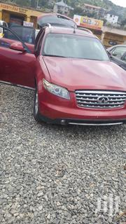 Infiniti FX35 2006 Base 4x4 (3.5L 6cyl 5A) Red   Cars for sale in Greater Accra, Accra Metropolitan