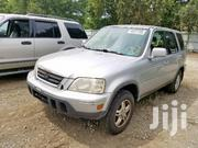 Honda CRV 2001 Silver | Cars for sale in Upper East Region, Garu-Tempane