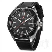NAVIFORCE 9056 Mens Wristwatch | Watches for sale in Greater Accra, Achimota