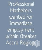 Professional Marketers | Sales & Telemarketing Jobs for sale in Greater Accra, Tema Metropolitan