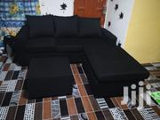 Italian L Shape Sofa | Furniture for sale in Greater Accra, Abelemkpe