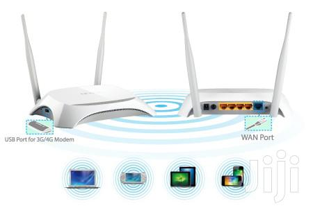 Archive: Tp-link Tl-mr3420 Wireless Router