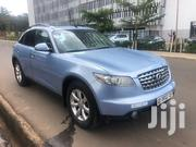 Infiniti FX35 2008 Base 4x2 (3.5L 6cyl 5A) Blue   Cars for sale in Greater Accra, Accra Metropolitan