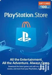 Playstation PS4 Store Gift Card | Video Games for sale in Greater Accra, Tema Metropolitan