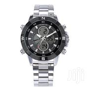 Chain Dual Display Compass Watch | Watches for sale in Greater Accra, Achimota