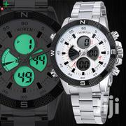 North 6013 Trendy Steel Quartz Watch | Watches for sale in Greater Accra, Achimota
