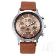 North Leather Analog Date Display Watch | Watches for sale in Greater Accra, Achimota